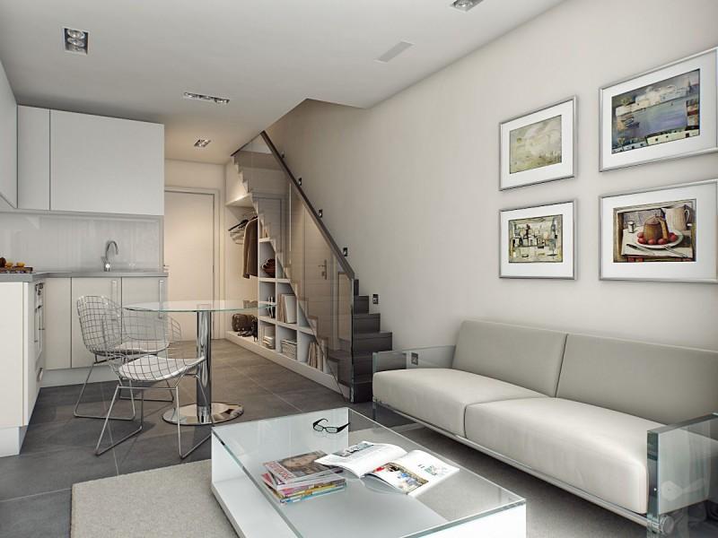 Комфорт двухэтажных апартаментов